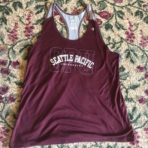 Seattle Pacific Dry-fit Tank